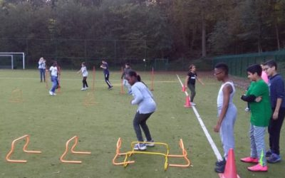 Classes sportives